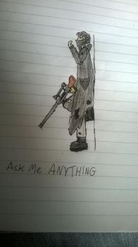 Ask Me ANYTHING by Tobaretheus