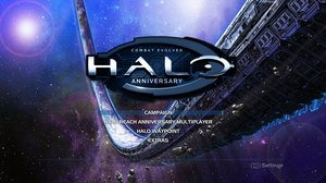 Halo Anniversary - Main Menu by DecadeofSmackdownV3
