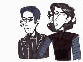 Hux is not amused by Sacred-Choral
