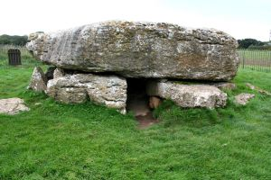 Stock-Lligwy Burial Chamber 6 by OghamMoon