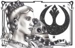 May the Force Be With You by Syreene