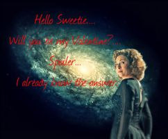 Doctor Who - River Song - Valentine by Neko-Jake