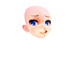 MMD - Tda Male Face Edit by T-ThePrussianLover