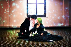 Code Geass - The Contract by mangalphantom