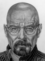 Walter White by AshleyCharlene
