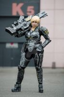 Sergeant Calhoun - Wreck-it Ralph - Cosplay by CynShenzi