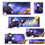 PKMNation   Payment   Gaia and Lyle by LunaStar52