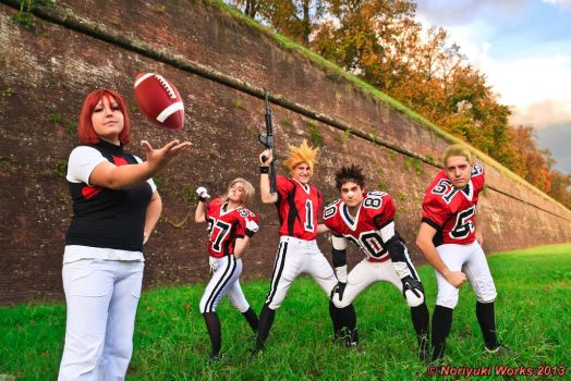 EYESHIELD 21 by Hellena88