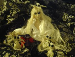 jareth and the goblins from mars by Dollysmith