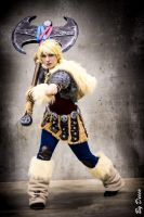 Astrid Hofferson - How To Train Your Dragon 2 by Sakura-Kagamine