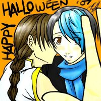Happy Halloween 2007 by chiyokins