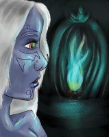 Drow thingy by Lmih