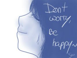 dont worry be happy by chimchim892