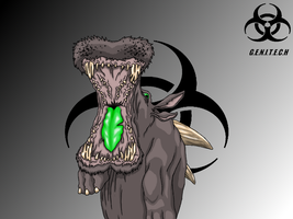Biohazard Drudger by reasonablygay