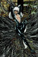 To Catch A Black Cat by Ace Continuado _COLORS_ by carol-colors