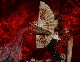 The Curse Of The Red Dragon by rustymermaid