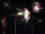 Firework Premade Multiple Images by WDWParksGal-Stock