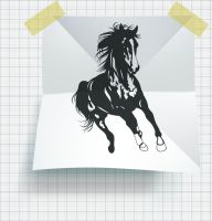 Drawing Paper PSD by wsaconato