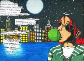 These City Lights by jeevani