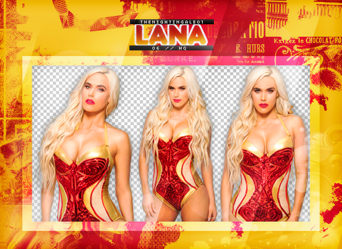 Lana - Pack Png #32 by TheNightingale01
