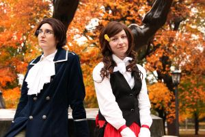 Hetalia - You and I by HoneydewLoveCosplay
