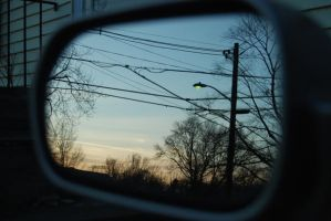 Morning through a mirror by FlukieW