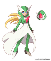 Commission : Ciel Model Gardevoir by Tomycase