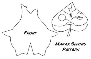 Makar Sewing Pattern by Red-Flare