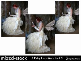A Fairy Love Story Pack 5 by mizzd-stock
