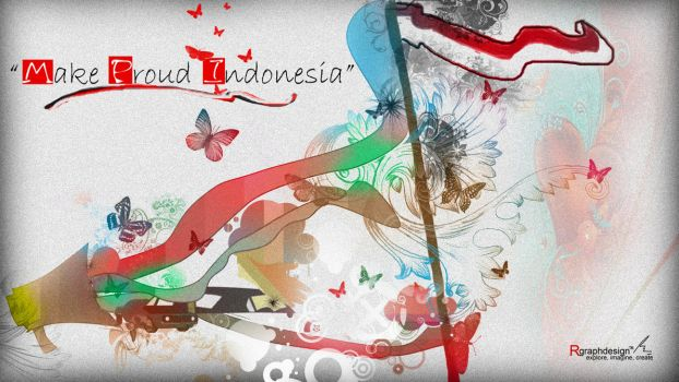 make proud indonesia by RianPradikta17