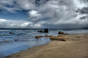 Aireys Inlet HDR by DanielleMiner