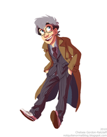 Doctor Finch by Not-Quite-Normal