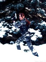 TR Legend: Masking Lara Croft by TanyaCroft