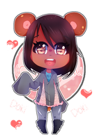 [DEV_I.D] Doki Bear~ by Vivi-Chuu