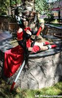 Litchi Faye Ling - Cosplay by Nao-Dignity