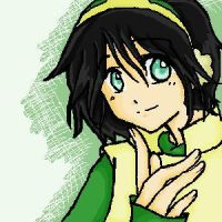 Toph by DrowninginWater