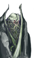 Cthulhu part one by SnoopyMD