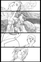 The Great Regression Page 05 by GianFernando