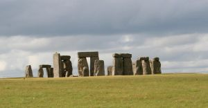 Stock - Stonehenge from Road by OghamMoon