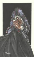 DISNEY ZOMBIE MASTERWORKS - FROLLO by leagueof1