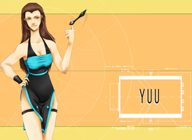 ::Yuu Wallpaper:: by shinkamalei