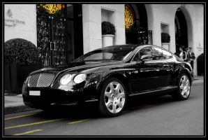 bentley . by psycko91