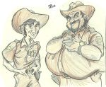 Deputies Jeep and Ungar by Snipetracker