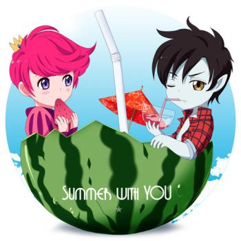 AT: Summer with you by BOMB4Y