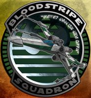 Commish - Bloodstripe Squadron by JoeHoganArt
