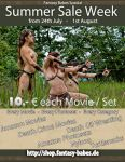 Summer Sale 2014 - Offer Week for Customers by FantasyBabes