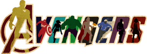AVENGERS: AGE OF ULTRON 2015 MINIMALIST LOGO.png by skauf99