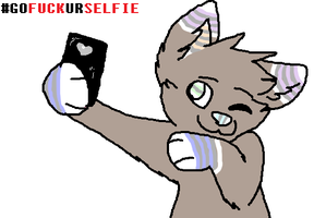 But First Lemme Take A Selfie... by Shadowhedgehog1122