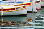 Boats and reflections 1 - Cassis by wildplaces