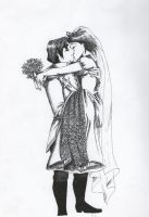 A TANGLED WEDDING by whenyoubelieve17